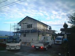 bf83906c9 松宮邸新築工事  塗装工事